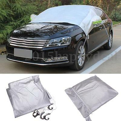 Car Anti Frost Snow Ice Windscreen Front Side Windows Mirror Cover Protector Uk