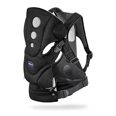 Chicco Baby Carrier Close To You - Ombra Black - NEW