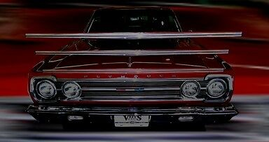 1966 Satellite, Belvedere Plymouth B Body Hood Moldings Trim ..  !! Clearance!!