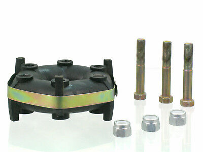 Flexible Disc With Screws And Nuts - LADA Niva 1600, 1700, 1900