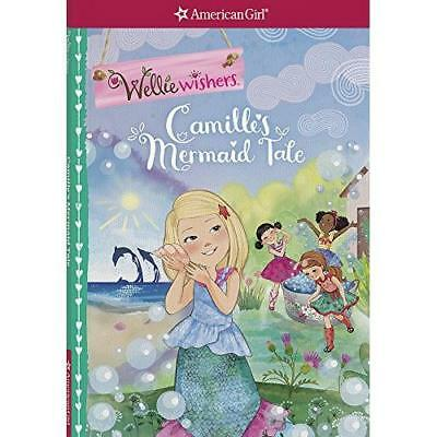 FREE 2 DAY SHIPPING: Camille's Mermaid Tale (Wellie Wishers) (Paperback)