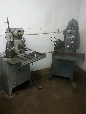 Two used Sunnen Honing Machines