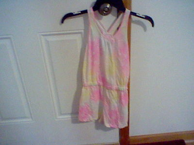 Brand New Girl's Size X-Large 14-16 Piper Summer Romper