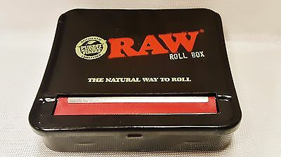 New RAW Automatic Rolling Box Cigarette Rolling Machine Tobacco 79mm Free Ship