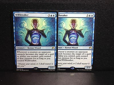 Magic: The Gathering - Willbreaker x 2 - Magic Origins - MTG