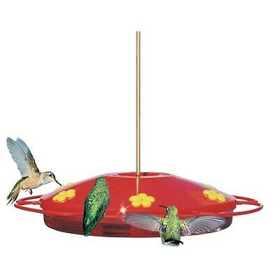 Perky-Pet 221 Hummingbird Oasis 16-Ounce Hummingbird Feeder