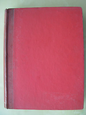 The Connoisseur Magazine Leather Bound Volume 194 January To April 1977