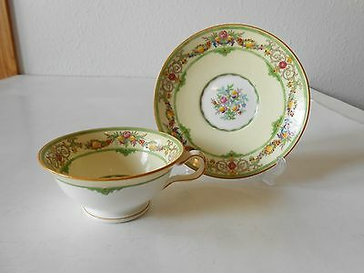 Mintons Stratford B1116 Cup & Saucer