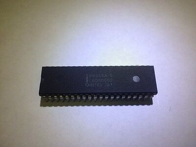 P8255A-5 Intel Peripheral Interface Brand New,  9 Pcs.
