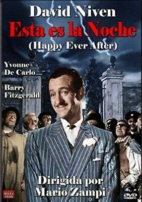 Happy Ever After NEW PAL Classic DVD David Niven