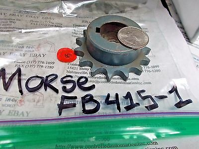 Morse FB 415-1 Sprocket