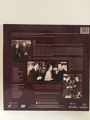 Laserdisc The Bishops Wife, Cary Grant, Loretta Young