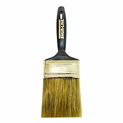Shur-Line 863P 3-Inch One Coat Poly/Bristle Stain Brush