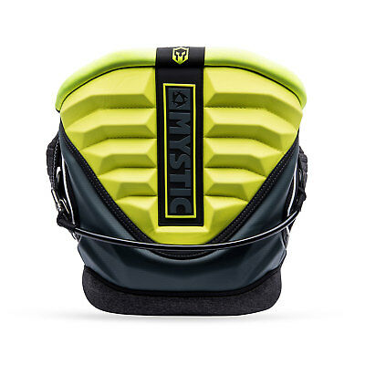 Mystic WARRIOR V Kitesurf Harness 2017 - Lime