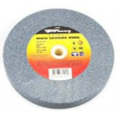 Forney 72402 Bench Grinding Wheel, Vitrified with 1-Inch Arbor, 80-Grit, 6-Inch-