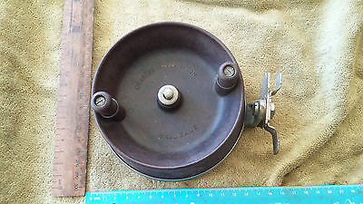 Vintage Alvey Fishing Reel 501/A1 .man cave,tools,rod,old,rare,estuary,beach.