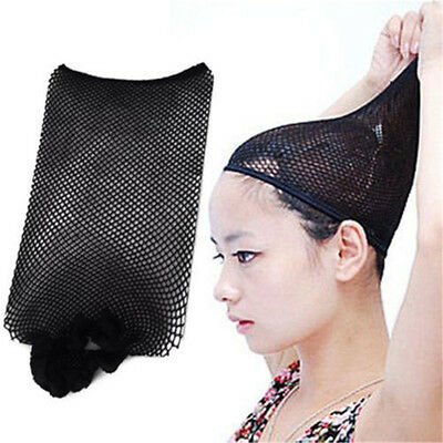 2Pcs Stretchable Mesh Elastic Wig Cap Hair Net for Wigs Women Hair Accessories