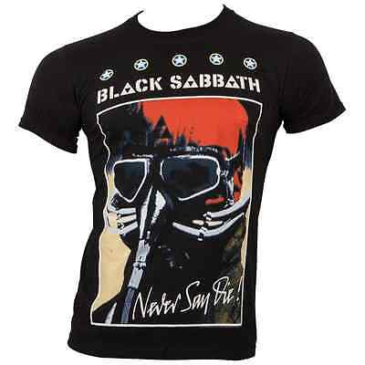 Black Sabbath - Never Say Die Poster, T-Shirt