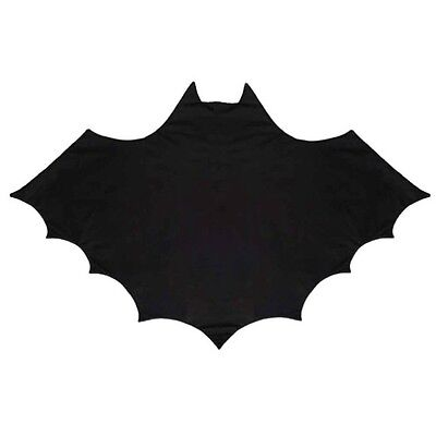 Metallimonsters Bat floor mat baby goth alternative rock metal rug kids home