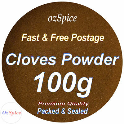 Cloves Powder 100g Herbs & Spices - ozSpice
