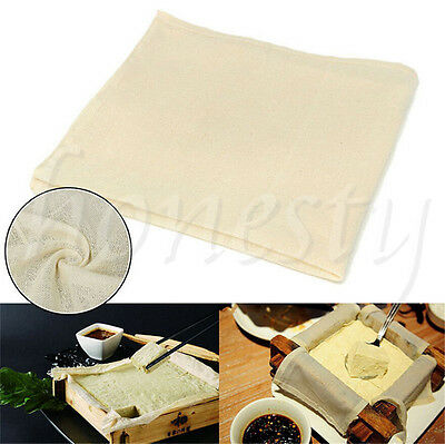 1/2/4/8pcs Cotton Tofu Maker Cheese Cloth Soy For Kitchen DIY Pressing Mould Mew