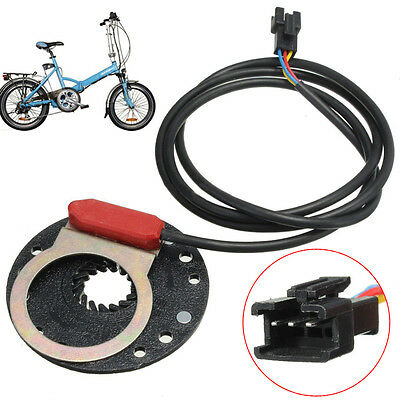 E-bike Parts Electric Power Pedal Booster Assist Sensor Bicycle Accessories New