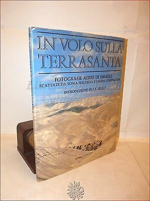 FOTOGRAFIE AEREE ISRAELE - 1987 PHOTO BOOK  Sonia Halliday / Laura Lushington