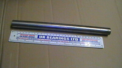 SILVER STEEL BS 1407 - MM  333mm and 1 Mtr. long  UK Made - other sizes to order