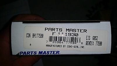 Parts Master F111930 Brake Hydraulic Hose Front BH111930