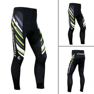 Hot Sale New Mens Riding Pants Pad Cycling Tights Bicycle Uniforms Bike MTB