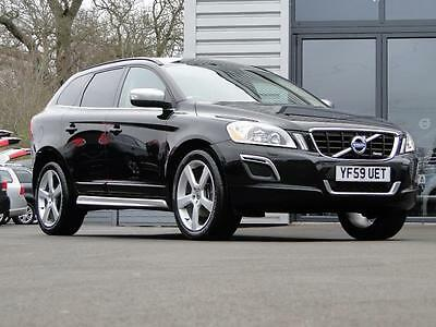2010 Volvo XC60 2.4 D5 R-Design SE Geartronic AWD 5dr