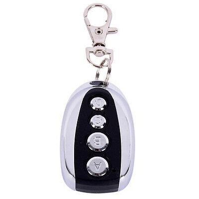 433mhz Universal Cloning Remote Control Key Fob Electric Gate Garage Door fo