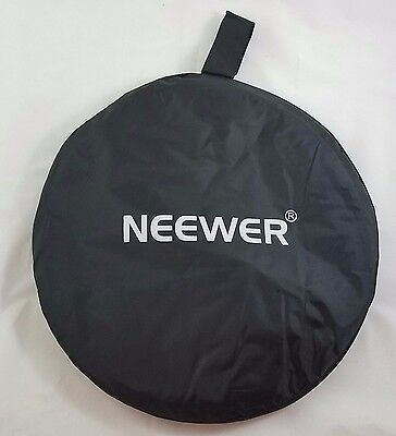"""Neewer 43""""/100cm 5-in-1 Photo Studio Multi-Disc Collapsible Light Reflector"""
