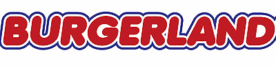 BURGERLAND - Registered Trademark