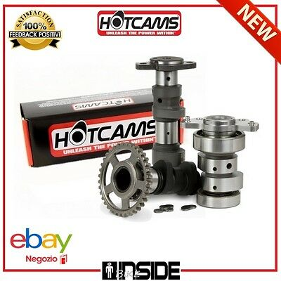 Albero A Camme Hot Cams Per Yamaha Grizzly 660 02 - 08 4034-1