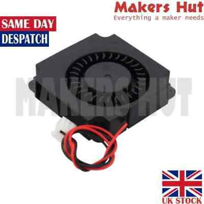 4010 Turbine Fan - 3D Printer - Small Cooling Hotend Blower 5V 12V 24V