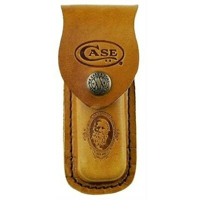 Case Leather Sheath Medium Job