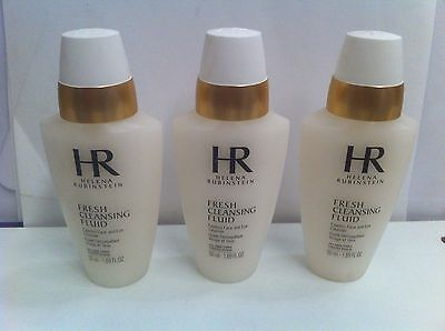 Helena Rubinstein 3X 50 Ml = 150 Ml Fluide Desmaquillant Face And Eyes Express
