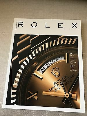 The Rolex Magazine Issue #4 New Condition