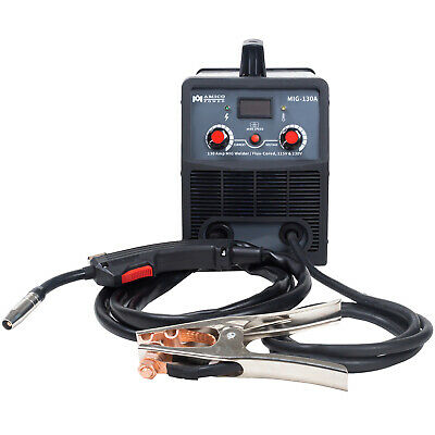 160 Amp Stick ARC DC Inverter Welder, 110V & 230V Dual Voltage Welding, ARC-165