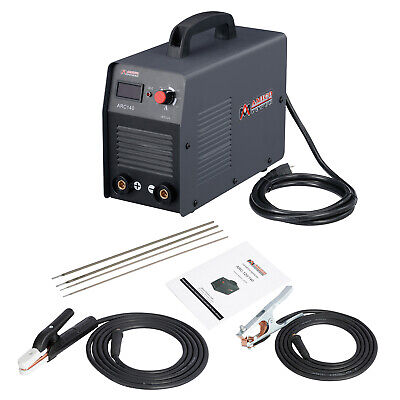 140 Amp Stick Arc MMA Welder IGBT Inverter DC Welding Machine
