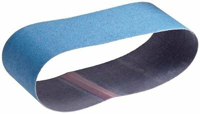 Norton 49259 3X High Performance Power Sanding Belt, 18 In X 3 In, 50 Grit