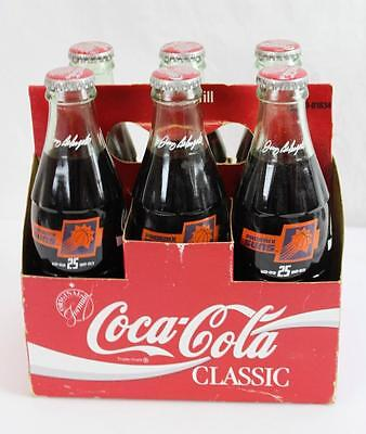 Collectible 8 Ounce Bottles Coca Cola Phoenix Suns    1993 Western Champions