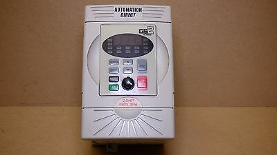 Automation Direct GS2 AC Drive  2HP 460V  3PH VFD