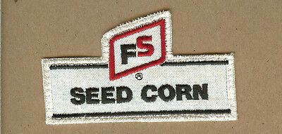 Original Farm Service, FS Seed Corn Farm Planting Patch, Nice