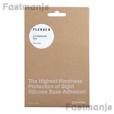 NEW Cowon PLENUE D LCD Protective Film