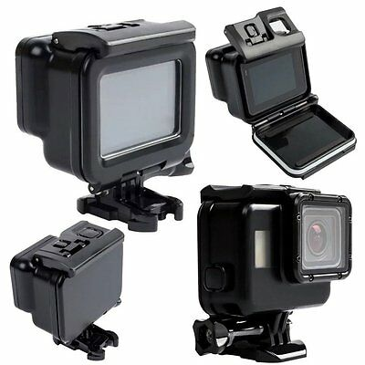 For Camera Gopro Hero 5 Waterproof 60m Diving Housing Protector Case Cover New