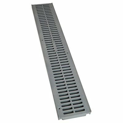 NDS 2381 Spee-D Channel Fabricated 90-degree Elbow Section w// Gray Grate