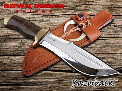 NEW War Sword Down Under Knives Razorback