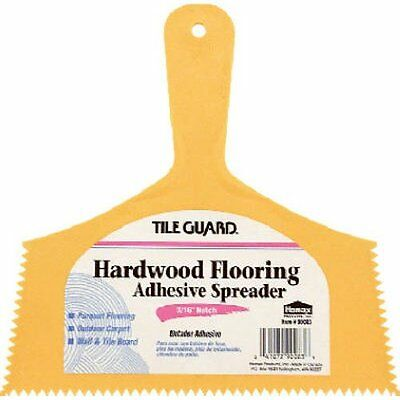 Homax Group 83 Wide Outdoor Carpet Adhesive Spreader Notch, 3/16-Inch